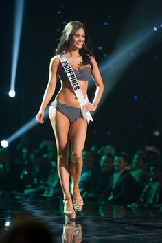 The 2015 Miss Universe, Miss Philippines Pia Alonzo