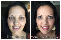 Here is a Younique Presenter showing off her Younique Look! So gorgeous!! I love that our products are naturally-based and made with the finest ingredients.   #skincare #beauty #beautyproducts #makeup #crueltyfree #glutenfree #natural #cosmetics  www.LashesQueen.com