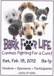 bark for life - Google Search