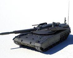"""В этом году На параде Победы 9 мая будет представлен новый российский танк Т-14 на платформе """"Армата"""". Красив!"""