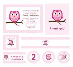 Label owl