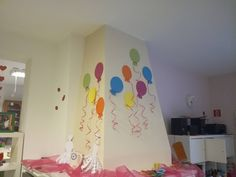 Carnival Decorations, My Images, Diy And Crafts, Walls, Nursery, Home Decor, Projects To Try, Decoration Home, Room Decor