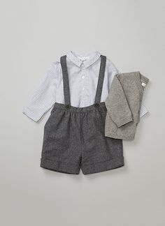 baby boy outfit Marie Chantal