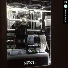 Now that's how you build in an #NZXT H440! #NZXTBUILDS #TeamNZXT    @nzxt #pc #pcgamer #gamer #gaming #gamingpc #battlestation (Tech Projects How To Build)