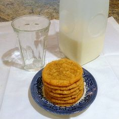 One Perfect Bite: Quick and Easy Coconut Cookies