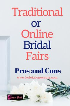 Planning for your wedding?Are you and your groom looking for wedding suppliers?Why not join bridal fairs.Wedding fairs are like a market place of suppliers having different kinds of available wedding suppliers.But will you be joining the traditional bridal fairs or online wedding fair?Find the pros and cons of each to help you more on wedding planning.If you're also looking for wedding planner in Laguna,Batangas or Manila chat now for free wedding consultation. #weddingplannerph #bridalfair