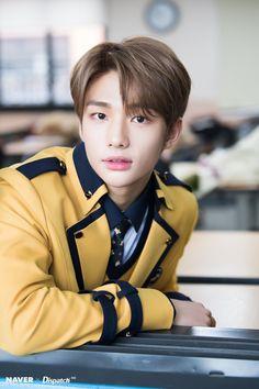 Stray Kids Hyunjin Graduation Photoshoot by Naver x Dispatch. Lee Min Ho, Graduation Photoshoot, Drama Queens, Lee Know, Kpop Boy, Boyfriend Material, Mixtape, Role Models, My Boys