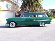 Chevy 210 Wagon 1955