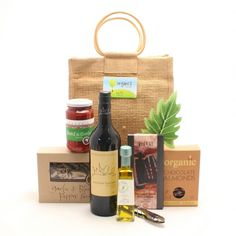 Organic Pasta Gift Bag Pack #gifthampers #boxtgifts #fathersdaygifts