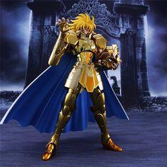 Metal Club (non-Bandai) Saint Seiya Myth Cloth EX OCE Gemini Saga Action Figure