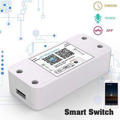 Einfache Einstellung; Schnelle Verbindung zu Alexa Baumarkt, Elektroinstallation, Schalter & Dimmer