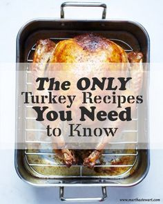 No doubt about it: Turkey is the culinary star of the holiday season. Whether you're looking for the quintessential roast turkey or something more unusual, we've got the perfect bird for your table.