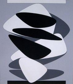 Victor Vasarely | Untitled, sérigraphie