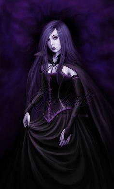 Hail the Queen - updated by Enamorte.deviantart.com on @deviantART