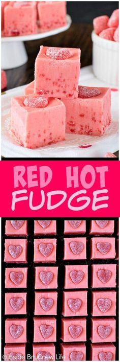 Fudge Recipes, Candy Recipes, Sweet Recipes, Dessert Recipes, Yummy Recipes, Mini Desserts, Easy Desserts, Delicious Desserts, Plated Desserts