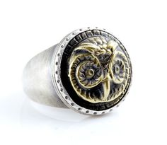 Owl Ring-  if only i had $185 to spare.
