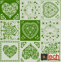 Kolejna odsłona kolekcji HOME! home sweet home :)  Więcej kolorów po kliknięciu w zdjęcie #upholstery #fabrics #lechmodernfabrics #green #heart #home Skład chemiczny: 100% PES Gramatura: 230 g/m2 Szerokość: 148 cm ± 2 cm Odporność na ścieranie: 100 000 cykli
