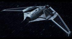 Star Wars Sienar Fighter Prototype by AdamKop.deviantar on - Star Wars Ships - Ideas of Star Wars Ships - Star Wars Sienar Fighter Prototype by AdamKop.