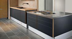 Culina – køkken - overflade – Desktop – Furniture Linoleum – Forbo