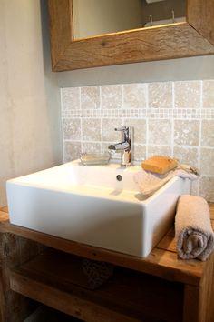 Gîte dans le Hainaut avec une salle d'eau