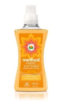A naturally-derived and biodegradable formula, Method's Liquid Fabric Softener keeps textiles soft, reduces static cling and adds a fresh scent while being kind to your family's and the planet's environment. Method Cleaner, How To Make Clothes, Making Clothes, Static Cling, Textiles, Sustainable Energy, Fabric Softener, Laundry Detergent, Cleaning Supplies