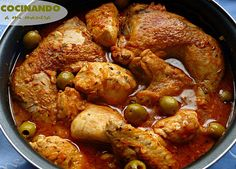 pollo provenzal