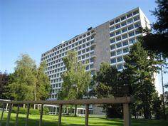 Koopmans building