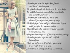 shes the girl  mylife quotes