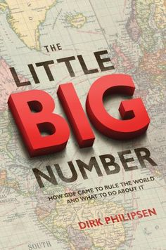 The Little Big Number by Dirk Philipsen; design by Amanda Weiss