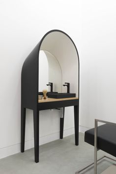 Le Coiffeur: Hair Salon in Marseille by Margaux Keller + Bertrand Guillon