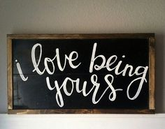 diy home accents 34 Lovely Rustic Love Wood Signs Ideas, Bring The Love To Your Life Love Wood Sign, Love Signs, Diy Signs, Beatles Songs, Home Decor Bedroom, Diy Home Decor, Master Bedroom, Bedroom Ideas, Budget Bedroom
