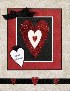Double Stick Heart Dazzles™