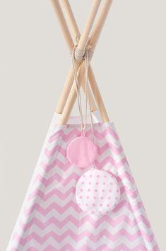 Tipi Set  Kids Play Tent Teepee  Candy