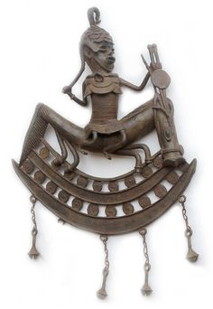 Rider, Tada, Nigeria. about 1750.
