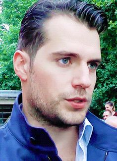 Henry Cavill at The man from U.N.C.L.E. London premiere