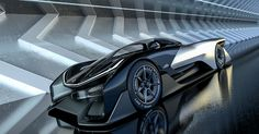 Design Development: Faraday Future FFZERO1 - Car Design News