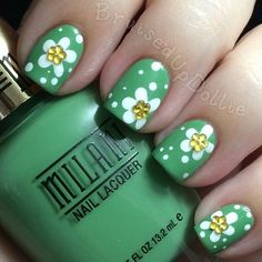 cool 80+ Cute and Unique Nail Art Ideas For Short Nails! ⋆ Nail Art Ideas
