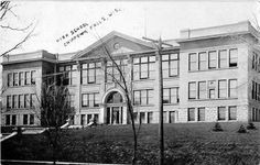 Chippewa Falls High School | WI Penny Postcards