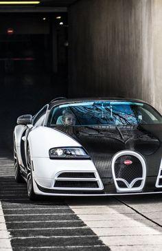 Bugatti Veyron Super Sport Vivere by Mansory