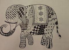 Art Mash: Pen and Ink Doodles