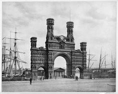 The Royal Arch, Dundee.