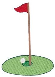 Tee Off 4 - 2 Sizes! | Golf | Machine Embroidery Designs | SWAKembroidery.com Bunnycup Embroidery