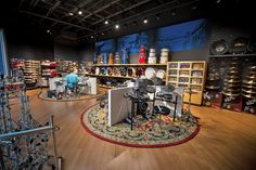 Sweetwater's Showroom | Sweetwater.com
