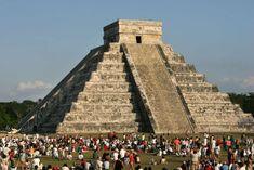 Pirámide de Kukulcán Chichén Itzá
