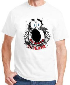 Outstanding collection of O alphabet t-shirt for men is available at e-commerce website, WahGifts!
