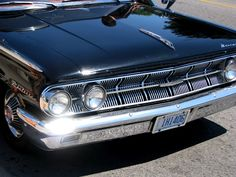 1963 Mercury Monterey Parts | Gorgeous lines, and lots of chrome, from a time when car parts were ...