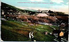 Mines at Cripple Creek