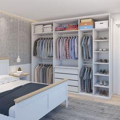Wardrobe Room, Wardrobe Design Bedroom, Room Design Bedroom, Master Bedroom Closet, Bedroom Furniture Design, Room Ideas Bedroom, Home Room Design, Bedroom Cupboard Designs, Closet Layout