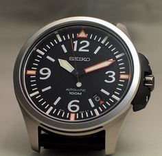 Another recent addition – Seiko SRP031 | Yeoman's Watch Review