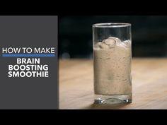 Brain Boosting Smoothie Recipe - DrAxe.com